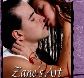 Featured Book: Zane's Art by Sara Daniel