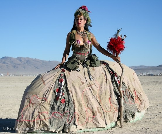 When Burning Man moved to the Black Rock desert in 1999 the San Francisco Cacophony Society showed up in costume. They wore some hybrids of tuxedos and ...  sc 1 st  Vanessa North & Guest Post: Edmond Manning and the Costumes of Burning Man
